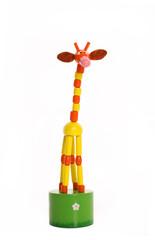 bright giraffe