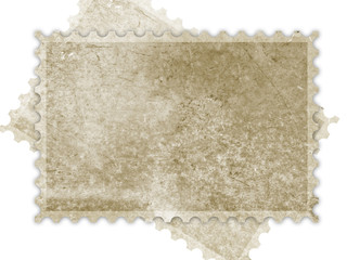 Grunged stamps