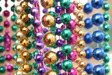 Mardi Gras Beads 5