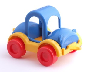 Little toy car