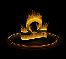 hot zodiac symbol = the libra