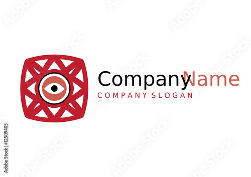 Eye Generic Company Logo Stock Image And Royaltyfree Vector Files - Generic company logo free