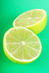 .Green limes