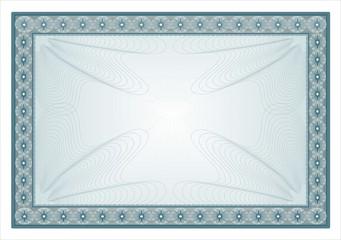 blank form certificate
