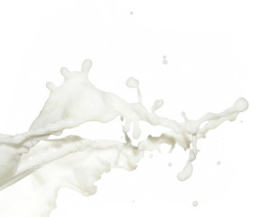 Fotobehang Milkshake milk milkshake