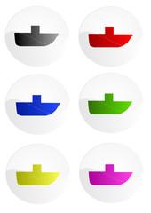 Logos de paquebots