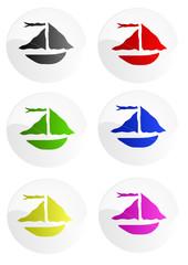 Logos de voiliers