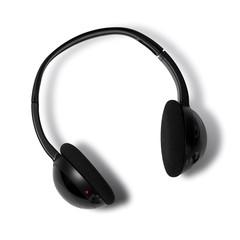 infrared stero headphones
