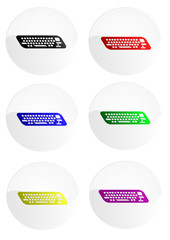 Logos de claviers