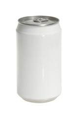 Aluminum soda can