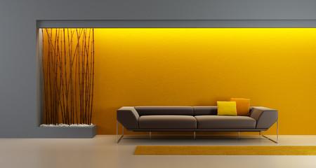 design of the longe room
