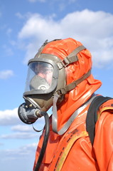 chemical protectiv suit
