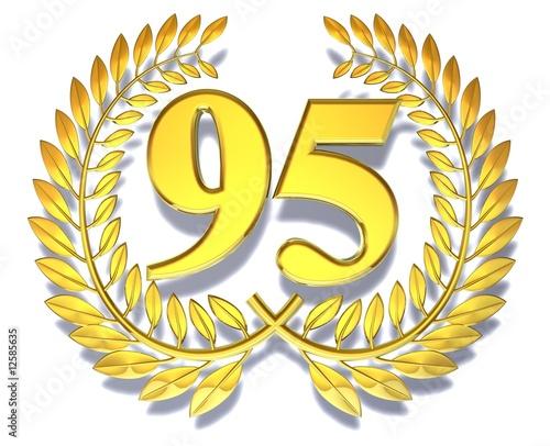 Картинка с 95 летием