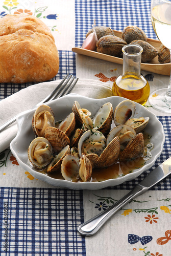 Caparossoli saltai - Antipasti di pesce - Cucina del veneto ...