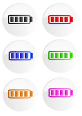Logos de batterie