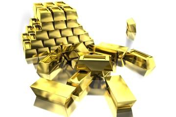 or en barre