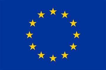 Europa Flagge 2009