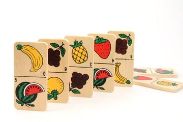 Children's dominoes