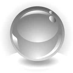 sphere vector icon