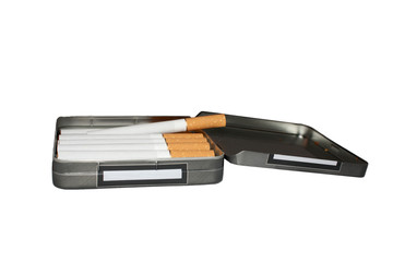 scatola di sigarette