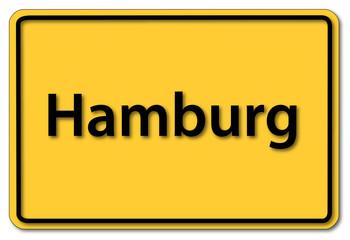 Hamburg Zeichen