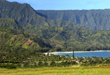 Awesome Kauai Mountains