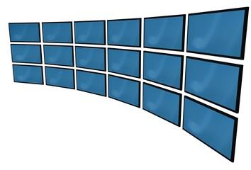 3D LCD monitors