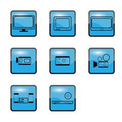 Home appliances tv