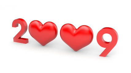 Illustration for valentine's day