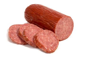 Kochsalami aus Geflügel-Fleisch