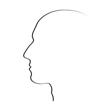 kopf-profil
