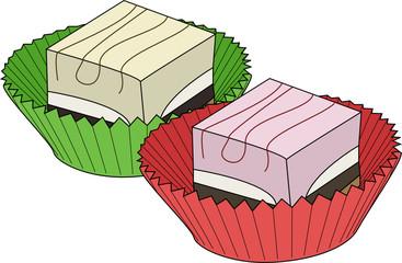 Dessert Squares