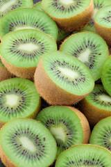 Food Kiwi Fruit slices.
