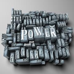 letter power maj1