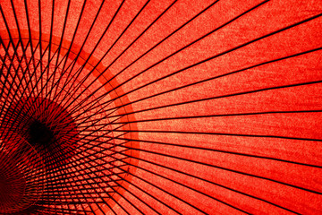 Foto op Canvas Japan Japanese Oriental umbrella