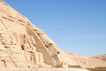 The Great Temple of Ramses II
