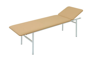 medical Bed on a white