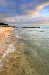 Late Afternoon in Grand Turk Island