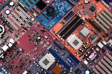 Circuit boards top