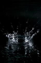 karona from water