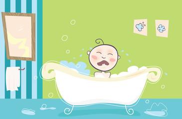 I don't like bath
