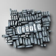 letter create