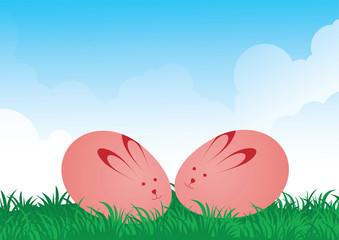 eggs are hare