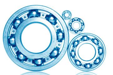 Ball bearings - industrial design