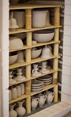 Unfinished porcelain