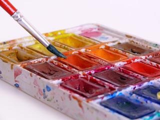 Aquarellfarben,Künstlerbedarf