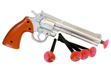 dart gun with darts