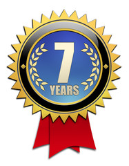 Button  7 years