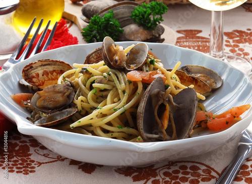 Maccheroni alle vongole primi piatti della cucina for Cucina italiana primi piatti