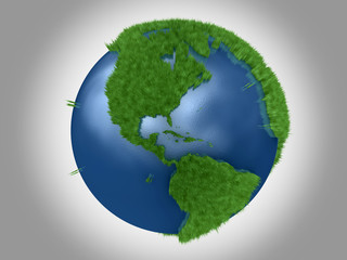 Green Planet - North Central and South America